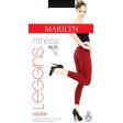 Marilyn Leggins Magic Fitness спортивные женские леггинсы из высококачественного хлопка