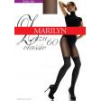 Marilyn Zazu Classic 60 Den женские фантазийные колготки с имитацией чулок