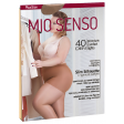 Mio Senso Slim Silhouette 40 Den XXL корректирующие колготки большого размера