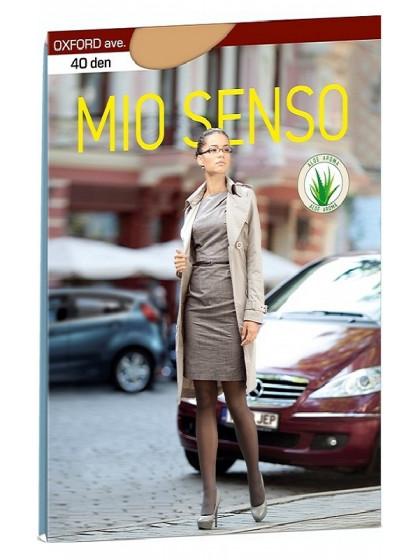 Mio Senso Oxford 40 Den женские колготки на завышенной талии