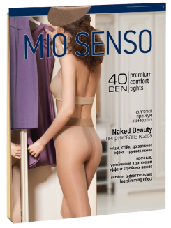 Mio Senso Naked Beauty 40 Den