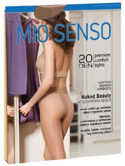Mio Senso Naked Beauty 20 Den