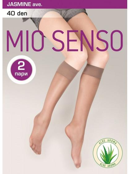 Mio Senso Jasmine 40 Den женские капроновые гольфы