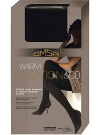 Omsa Warm Sensation 600 Den