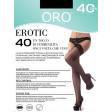 ORO Erotic 40 Den классические чулки средней плотности