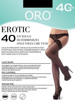 ORO Erotic 40 Den Calze