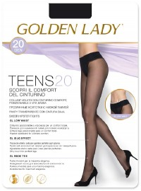 Golden Lady Teens 20 Den