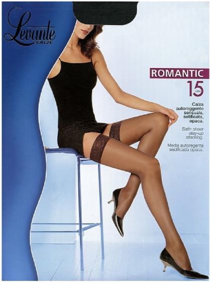 Levante Romantic 15 Den тончайшие женские чулки