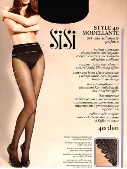 Sisi Style 40 Den Modellante моделирующие колготки средней плотности