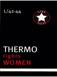 Star Socks Thermo Tights Women