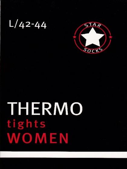 Star Socks Thermo Tights Women женские термоколготки