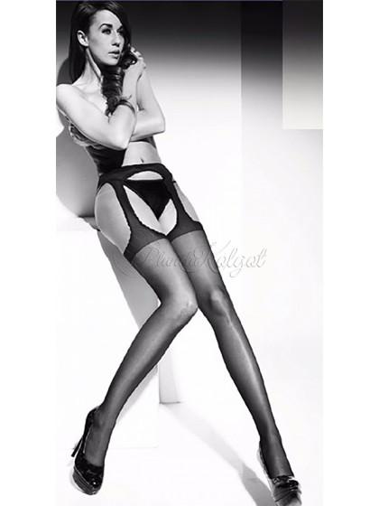 TESS Strip Panty 20 Den женские фантазийные эротические колготки из лайкры