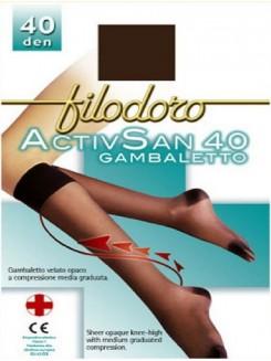 Filodoro ActivSan 40 Den Gambaletto