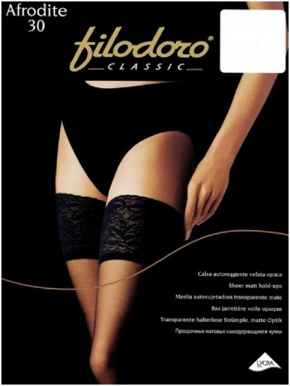 Filodoro Afrodite 30 Den Aut классические женские чулки