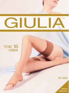 Giulia Toe 15 Den calze