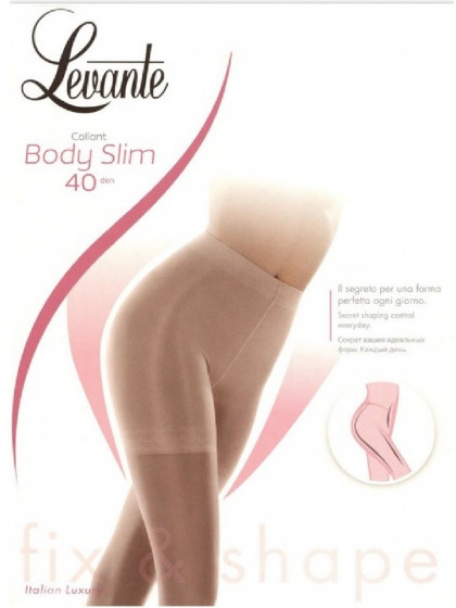 Levante Body Slim 40 Den корректирующие колготки средней плотности