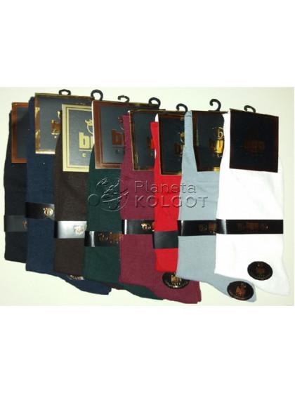 Byt Club 001 мужские высокие носки из хлопка