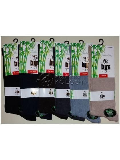 Byt Club 005 мужские стрейчевые бамбуковые носки