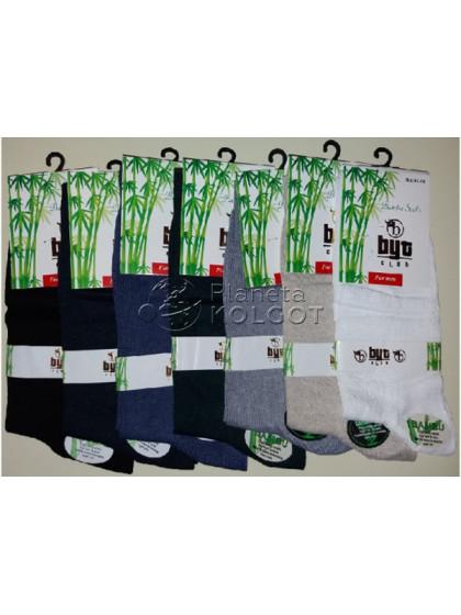 Byt Club 007 мужские классические тонкие носки