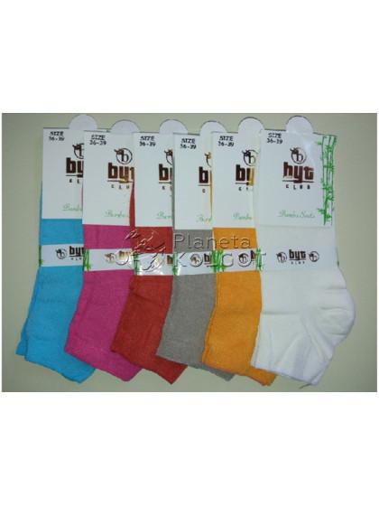 Byt Club 020 женские спортивные бамбуковые носки