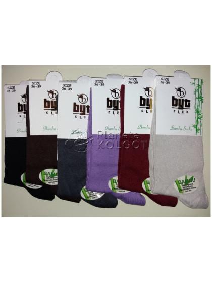 Byt Club 028 женские бамбуковые носки