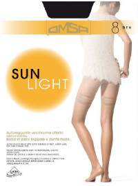 Omsa Sun Light 8 Den Autoreggente