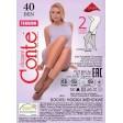 Conte Tension 40 Den женские капроновые носки средней плотности