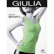 Giulia Canotta Sport спортивная бесшовная майка