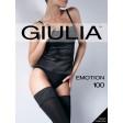 Giulia Emotion 100 Den теплые классические чулки