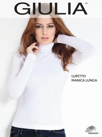 Giulia Lupetto Manica Lunga бесшовная водолазка