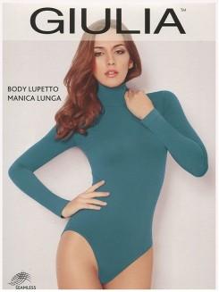 Giulia Body Lupetto Manica Lunga
