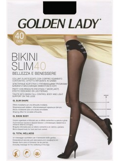 Golden Lady Bikini Slim 40 Den
