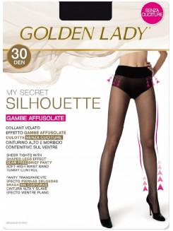 Golden Lady My Secret Silhouette 30 Den