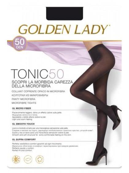 Golden Lady Tonic 50 Den классические колготки из микрофибры