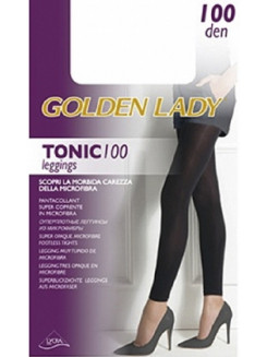 Golden Lady Tonic 100 Den leggings