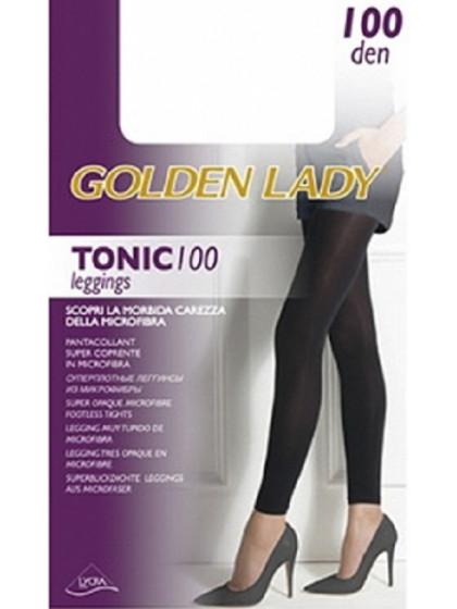 Golden Lady Tonic 100 Den leggings плотные лосины из микрофибры