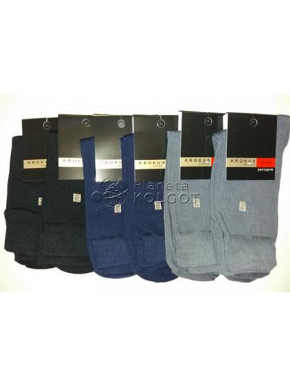 Krokus 030 мужские подростковые носки