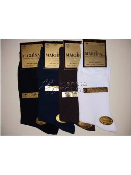 Marjinal 017 мужские тонкие классические носки