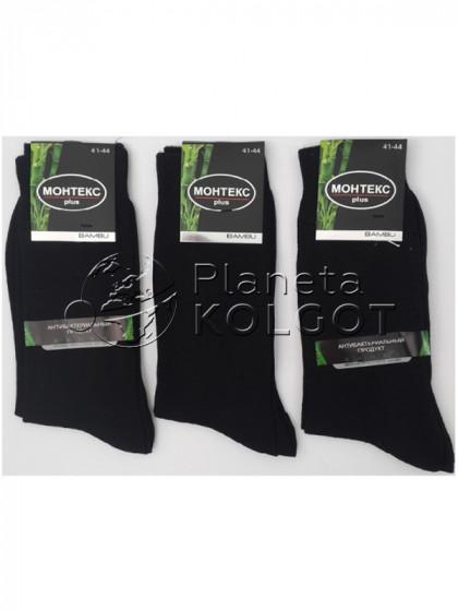Монтекс Plus 028 мужские стрейчевые носки