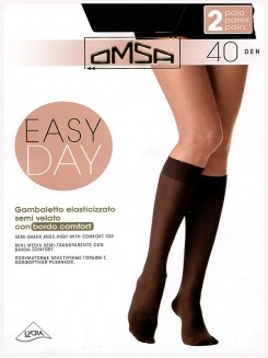 Omsa Easy Day 40 Den Gambaletto