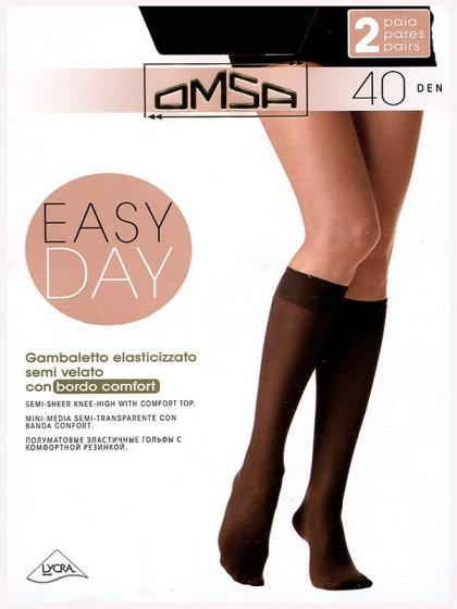 Omsa Easy Day 40 Den Gambaletto капроновые гольфы средней плотности