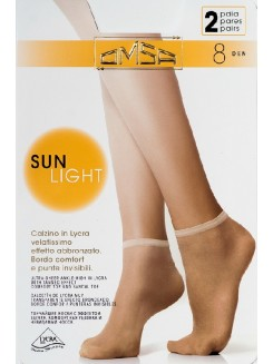Omsa Sun Light 8 Den Calzino