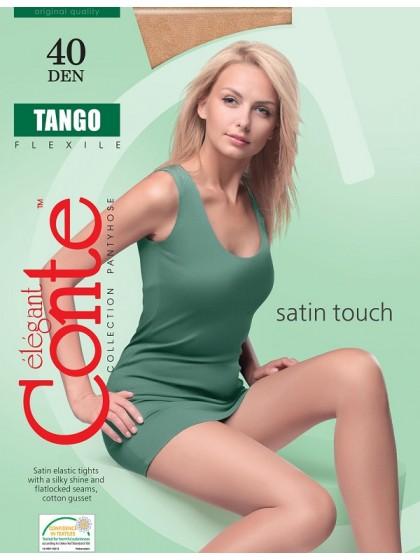 Conte Tango 40 Den женские классические колготки без шорт
