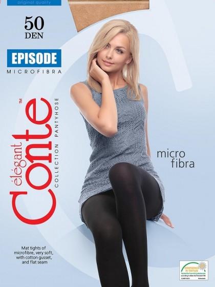 Conte Episode 50 Den женские классические колготки из микрофибры
