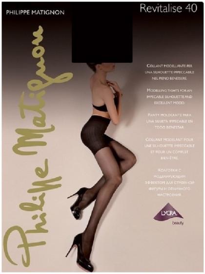 Philippe Matignon Revitalise 40 Den колготки с моделирующими шортиками