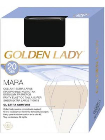Golden Lady Mara 20 Den тонкие полиамидные колготки большого размера