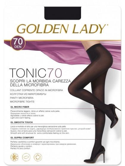Golden Lady Tonic 70 Den плотные колготки из микрофибры